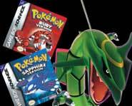 Find out how to capture Rayquaza in Pokemon Ruby and Pokemon Sapphire for the Nintendo GBA!