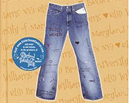 Girls in Pants is the third edition of the Traveling Pants series.
