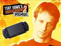 Here are the Top Five Sony PSP video games, including Spider-Man 2 and Tony Hawk!