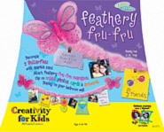 Display Your Favorite Photos with Feathery Fru-Fru!