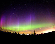 Northern Lights are nature's fireworks.