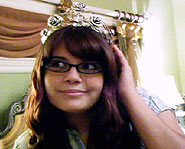 Some Sweet 16'ers get everything they want, like Stephanie who got a $50,000 Versace tiara!