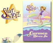 Get the scoop on the second Star Sisterz book, Carmen Dives In, with our review!