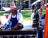 Cinco de Mayo is a Mexican celebration that happens every May 5th.