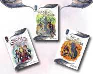 Read about the fantasy adventures of three kids in the Knights of the Silver Dragon series!