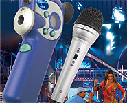 Create music videos of you and your friends with the American Idol Digital Camcorder!