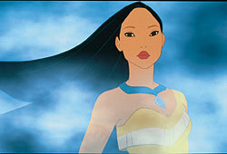 Pocahontas is being released on DVD, just in time for its 10th anniversary!