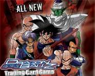 The new Dragon Ball Z card game for 2005!