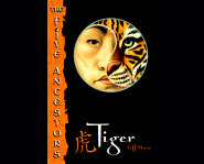 Tiger is a martial arts adventure novel for kids by author, Jeff Stone.
