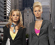 Paris Hilton and Nicole Richie are going their separate ways.
