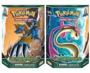 The Pokemon TCG: EX Emerald Theme Decks - Wildfire and Hydrobloom!