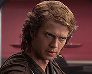 Hayden Christensen stars in Star Wars Episode III: Revenge of the Sith.