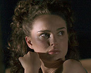 Catch Natalie Portman in Star Wars Episode III: Revenge of the Sith.