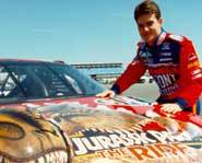NASCAR driver Jeff Gordon