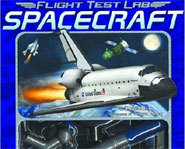 Build your own rocket spacecraft with the book, Flight Test Lab: Spacecraft from Silver Dolphin Books.