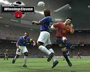 Get the 411 on the Winning Eleven 8 soccer game from Konami with our review!