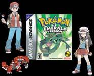 Get game cheats for Pokemon Emerald and Pokemon FireRed/LeafGreen to help you catch Deoxys, Jirachi, Lugia and Ho-Oh!