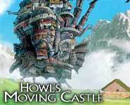 Want the 411 on the brand-new Howl's Moving Castle animated movie? We have it here!