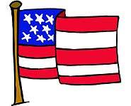 June 14 is Flag Day in the United States.