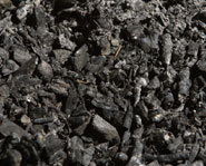 Coal used to be used to heat homes and other buildings.