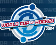 The 2004 World Cup of Hockey will feature a roster of top NHL superstars playing for their home countries.