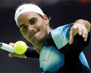 Roger Federer, of Switzerland, is the number one ranked player in the world and a favorite to win the 2004 US Open.