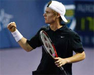 Lleyton Hewitt, of Australia, won the US Open in 2001 and will be a favorite to win again in 2004.