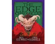We review the excitement and adventure of sky pirates, monsters, the floating city of Sanctaphrax and more in the fourth book in The Edge Chronicles: The Curse of the Gloamglozer!