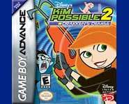 Read a review of Disney's Kim Possible 2: Drakken's Demise video game for the Nintendo GBA!