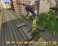 Read a review of the Spider-Man 2 video game for the Playstation 2!
