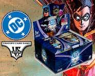 Read the review of the DC Comics Trading Card Game from Upper Deck!