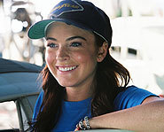 Lindsay Lohan joins Herbie in the latest Disney re-make.