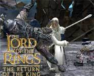 Get these video game cheat codes for The Lord of the Rings: Return of the King video game and kick butt!