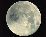 In July 2004, there will be two full moons in the same month!