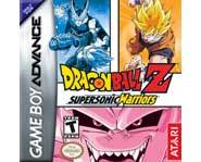 Battle with the Dragon Ball Z warriors to save the world, or destroy it, on the Nintendo Gameboy Advance!