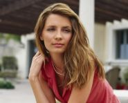Mischa Barton is one of the hot young stars of The O.C.