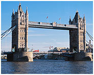 London, England is home to more than 17 million people.