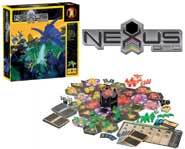 Battle alien monsters and conquer a planet in the Nexus Ops board game! We review it.