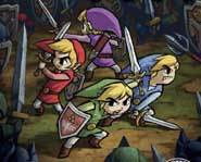 Read our video game review of Nintendo's The Legend of Zelda: Four Swords Adventures.