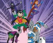The Teen Titans are an awesome bunch of comic book superheroes that are worth reading about - find out who else is da bomb!
