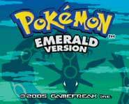 Use this game cheat to capture Kyogre and Groudon in the Pokemon Emerald video game for the Nintendo Gameboy Advance (GBA).