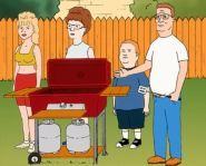 King of the Hill is a great cartoon to sit and watch with friends.