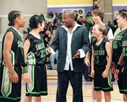 Photo from the family comedy, Rebound, starring Martin Lawrence.