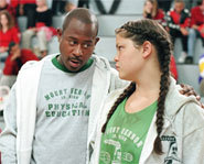 Picture from the family basketball comedy, Rebound, starring Martin Lawrence.