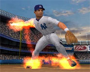 MLB Slugfest Loaded for the PS2 is one of the best baseball video games around.