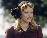 Rachel McAdams plays the part of Allie in The Notebook.