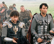 The 2004 flick, King Arthur, tries its best to tell the historical tale of King Arthur's Court.