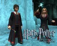 Get a video game cheat for the Harry Potter and the Prisoner of Azkaban game and walkthrough the Carpe Retractum spell challenge!