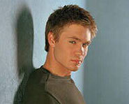 Chad Michael Murrary stars in The WB show, One Tree Hill.