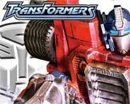 Roll out with Optimus Prime and the Autobots in Atari's Transformers video game for the Sony Playstation 2 video game console.